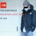 ノースフェイス マウンテンライトジャケットのXLの着用画像!